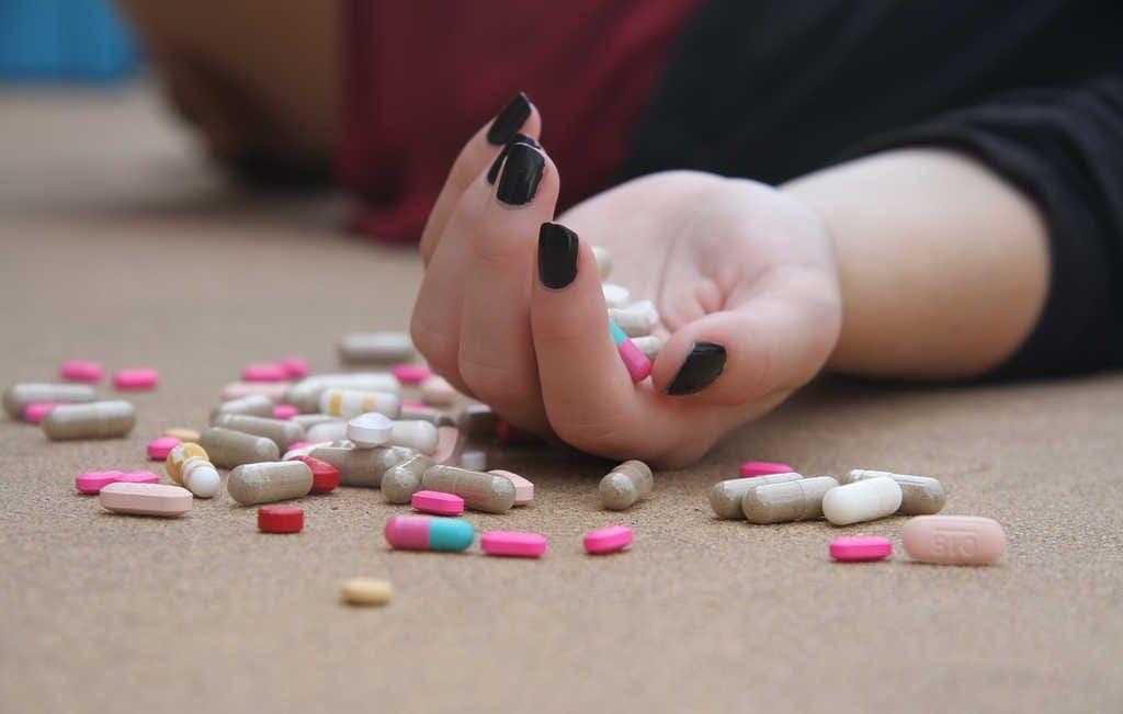 Abgängige Person, verschunden, Depressionen