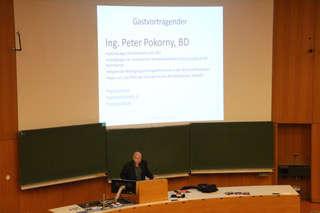 Peter Pokorny - Universität-Detektiv